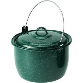 GSI Convex Kettle Enamel, 2.8 litre, green